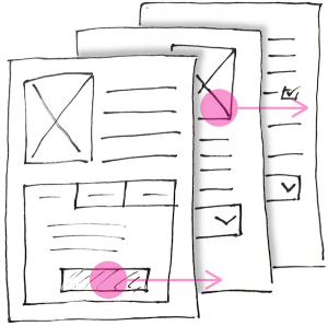 UX_wireframe